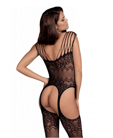 Obsessive Bodystocking G317 color: black