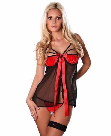Provocative Simplement Moi Babydoll