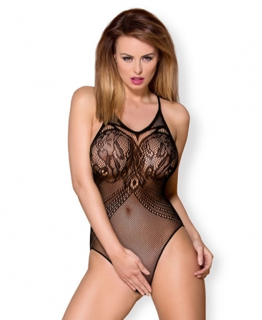 <p>Are you already excited? Great! You'll love this incredibly sexy net! Just look at the unique design. And your lover? His dream is to see this teddy on you. So… don't wait any longer. Time to get a little naughty babe!</p>