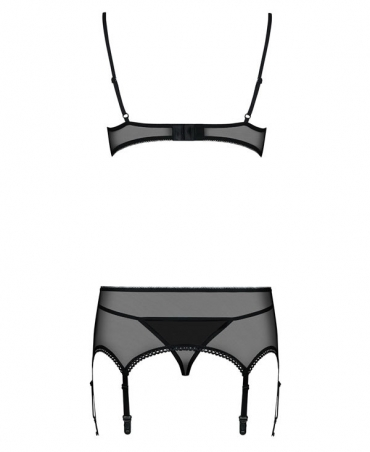 Obsessive Musca set color: black