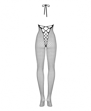 Obsessive Bodystocking N106 color: black