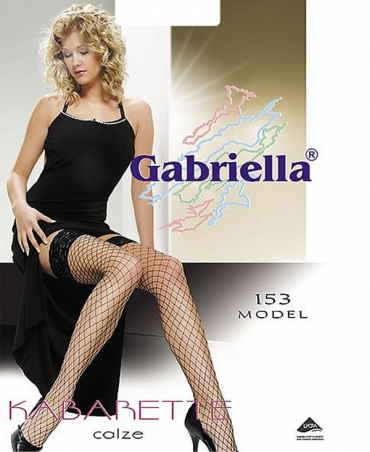 Cabaret stockings Gabriella 153