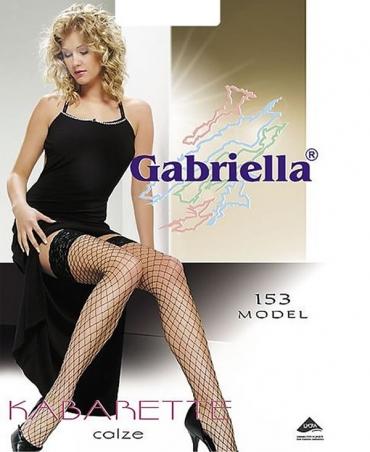 Gabriella Cabaret 153 κάλτσες σιλικόνης