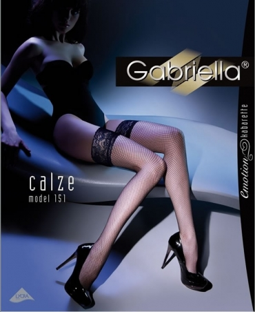 Cabaret stockings Gabriella 151