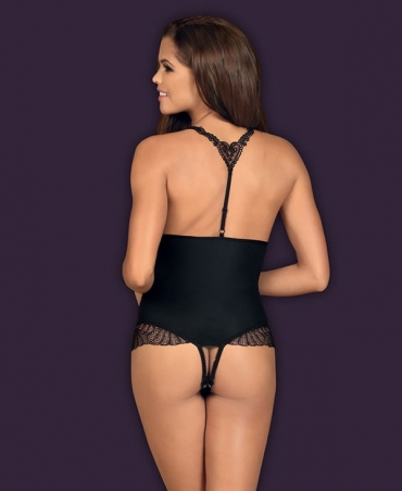 <p>Do you like the lingerie which emphasized you shapes? We have a lot of that kind of propositions but Chiccanta teddy will drive you crazy! </p>